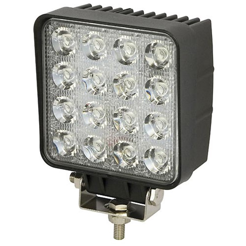 48W LED Square Spot Light (3,360 LM)