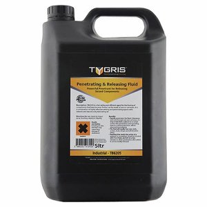 TYGRIS Penetrating Fluid, 5 litres