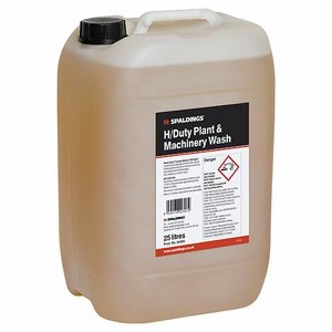Heavy Duty Pressure Washer Detergent, 25 Litres