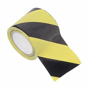 Hazard Warning Self-adhesive Tape