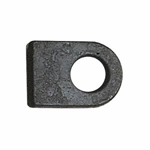 Weld-on Gate Eye with Flat Base, 22mm ( 7/8