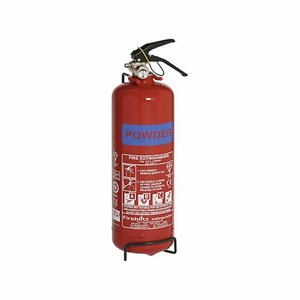 2kg ABC Dry Powder Fire Extinguisher