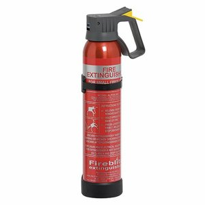 600g Dry Powder Extinguisher