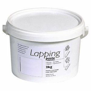 50 Grit Coarse Lapping Paste, 2kg