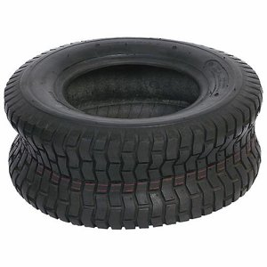 Rear Tyre 16/650-8, 4 ply, BLOCK tread (to fit 21...