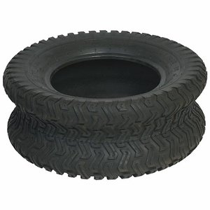 Tyre 23/1050-12, 4 ply, BLOCK tread