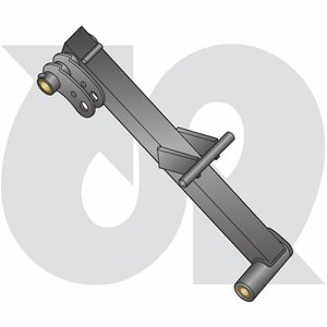Lift Arm Rear R.H. (to fit T44 & TM529, 729, 539,...