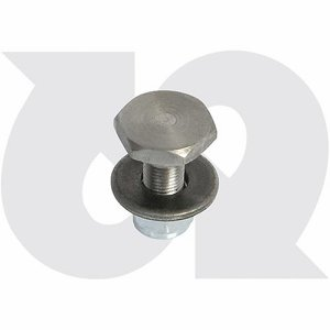 Bolt, Washer & Lock Nut