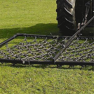 3.65m (12') Replacement Chain Harrow Mat Only for...