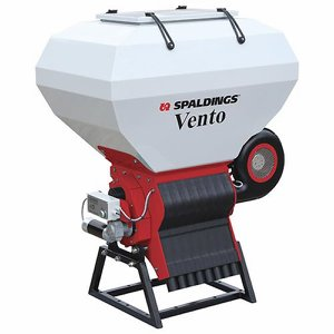 Spaldings Vento 8 outlet airseeder with 230ltr ho...