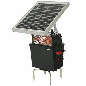 Hotline Falcon Solar 1.7 joule 12v Battery Fencer...