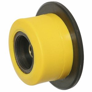 Flanged Support Roller (95mm dia.)