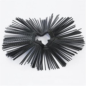 Ultra Convoluted Poly Sweeper Brush, 610mm dia. B...