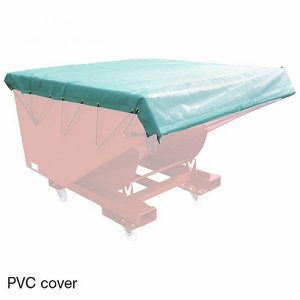 PVC Cover For Mk2 Tipping Skip 15242