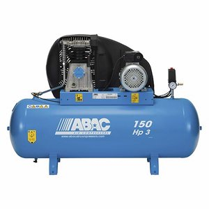 3 hp, single phase (230v/13 amp) Static ABAC Comp...