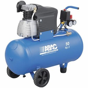 2 hp Direct Drive ABAC Compressor
