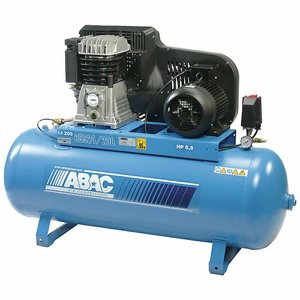 5.5 hp, 3 phase (400v/10 amp) Static ABAC Compres...