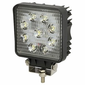 27W LED Square Flood Light (1,800 LM)