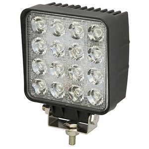 48W LED Square Flood Light (3,360 LM)