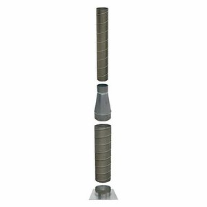 Complete Column – for grain to a depth of 3m (exc...