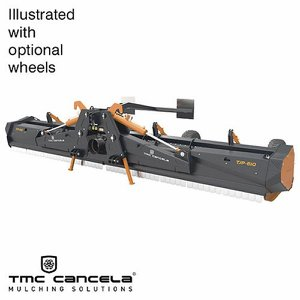 TMC Cancela TJP-610 Rear Mtd. Folding Mulching To...