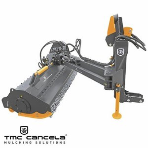 TMC Cancela TDR-220 Right Hand Offset Rear Mtd. M...
