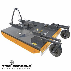 TMC Cancela DX-200 Rear Mtd. Rotary Brush Cutter