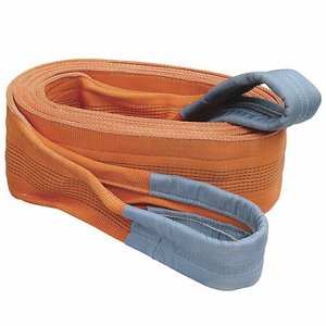 12 Tonne Duplex Webbing Towing Strap 8m x 300mm (...