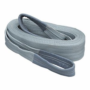 4 Tonne Duplex Webbing Towing Strap 8m x 120mm (4...