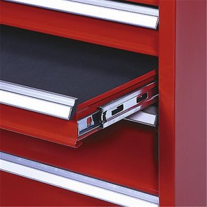 Truecraft 5 Drawer Lockable Mobile Cabinet only