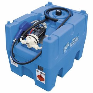 Mobile AdBlue/Water Refuelling Tank (220 Litre)