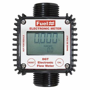 Electronic Flow Meter (suitable for diesel only)