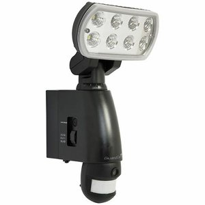 LED Low Energy PIR Security Camera Floodlight (8W)