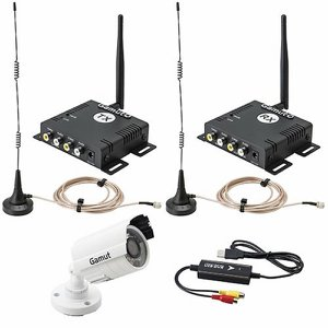 Wireless 300m Camera System
