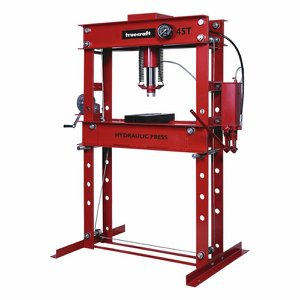 Truecraft 45 Tonne Hydraulic Press