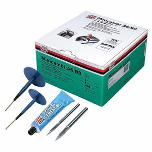 Multi-Purpose Tubeless Tyre Repair Kit