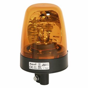 55 Watt, 12v, Bolt-on Revolving Beacon