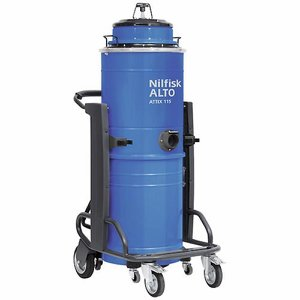 ATTIX 115 Industrial Vacuum Cleaner (100 ltr)