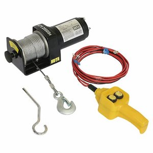 ATV Electric Winch, 2000lb