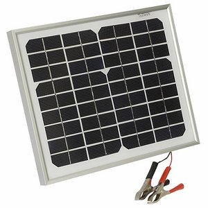 5.5 Watt Solar Panel Trickle Charger