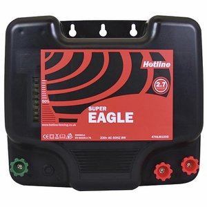 Hotline Super Eagle 2.7 Joule Mains Fencer (HLM10...