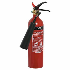 2kg Carbon Dioxide (CO2) Fire Extinguisher
