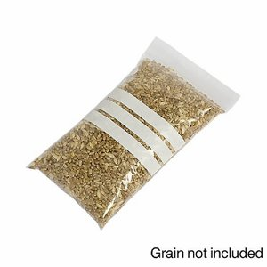 Grain Sample Bags - 125 x 190mm (pk 100)