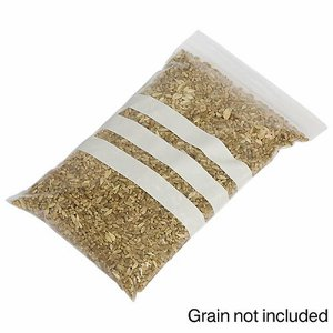Grain Sample Bags - 150 x 230mm (pk 100)