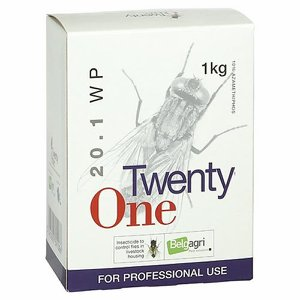 Twenty One Fly Control Insecticide, 1kg
