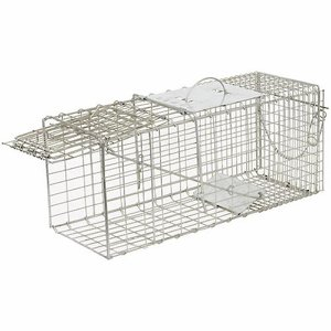 Live Rabbit Cage Trap