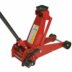 3 Tonne Workshop Trolley Jack