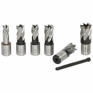 6 piece Evolution 'Cyclone' Cutter Set