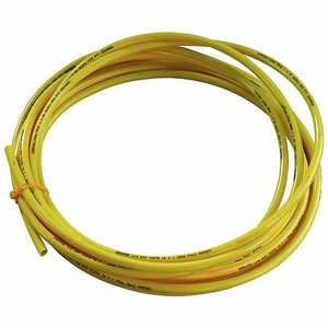 10mm OD Yellow Air Hose, 10m Roll