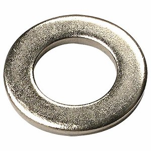 M16 Plated Flat Mild Steel Washers